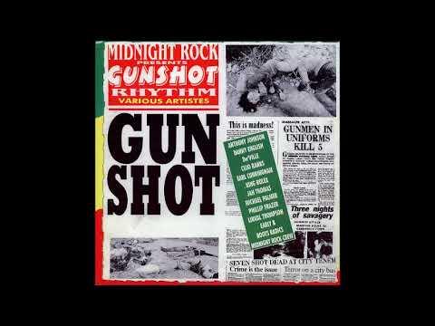 Gunshot Riddim Mix (1980s)  Mix by djeasy