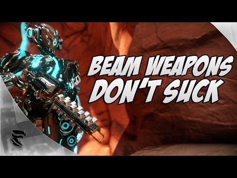Warframe: Beam Weapons Are Good!