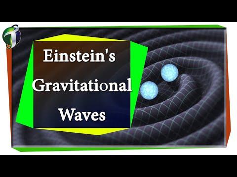 Einstein's Gravitational Waves Urdu Hindi Video 224