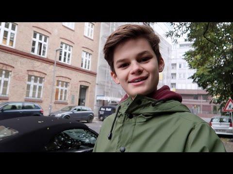 Mein Erster PRAKTIKUMSTAG! (Vlog) | Oskar