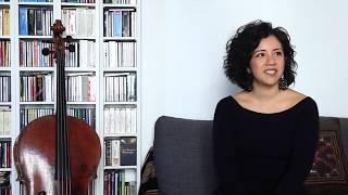 Vidéoportrait Maya Villanueva - ZoomArt Paris