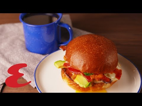 This Huevos Rancheros Sandwich And Mexican Coffee Recipe Is the Key to a Good Morning