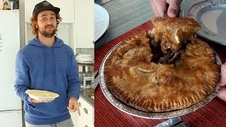 How To Make Pigeon Pie - A Hunter's Recipe