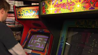 Game | Classic Game Room FRENZY arcade game review | Classic Game Room FRENZY arcade game review