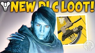 Destiny 2: NEW FORSAKEN DLC! Exotic Quests, Leveling Up, Loot Rewards & Missions