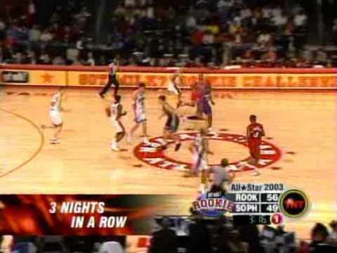2003 NBA Rookie Challenge
