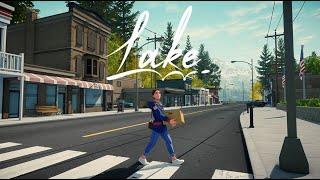 ツイッターで話題の田舎で郵便配達員をしながら自由に暮らすゲーム『 Lake 』