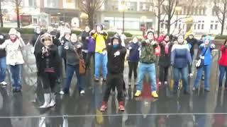 My Flash Mob Proposal