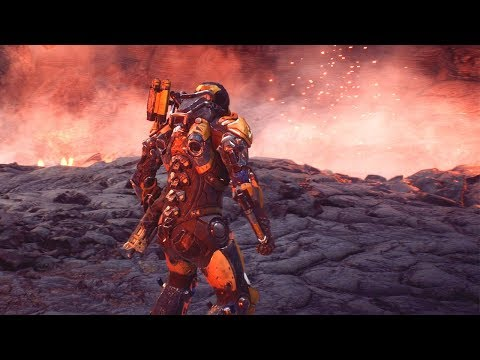 Anthem is INCREDIBLE..