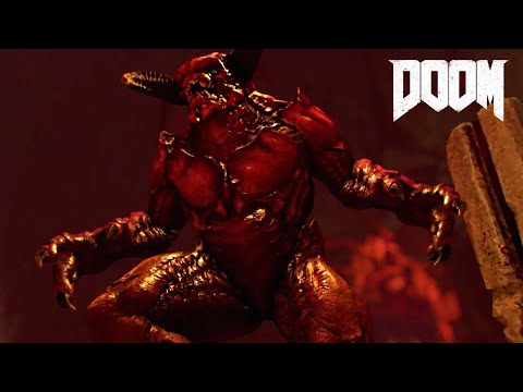 DOOM · Official Multiplayer Trailer [HD] 1080p 60fps