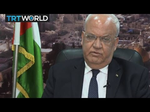 One on One: Chief Palestinian negotiator Saeb Erekat