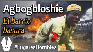 Los lugares más horribles del mundo: Agbogbloshie VIDEO MONETIZACION DENEGADA