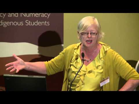 Closing the Gap Forum 2011: Part 3 - Representation, oral language and engagement in maths