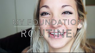 My Foundation Routine! | gretchenlovesbeauty