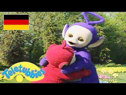 ☆ Teletubbies auf Deutsch ☆ Zugfahrt  ☆ Ganze Folgen ☆ Cartoons für Kinder ☆