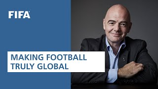 Making Football Truly Global | The Vision 2020-2023