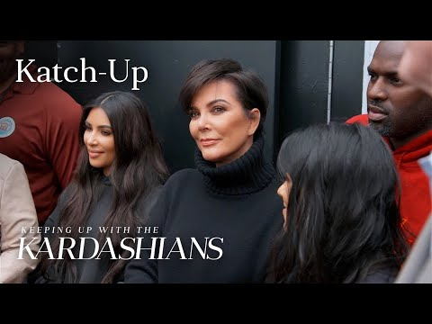 """""""Keeping Up With The Kardashians"""" Katch-Up S15, EP.10 