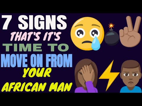 Is My African Man Talking Bad About Me In His Language? Dating African Men from YouTube · Duration:  9 minutes 11 seconds