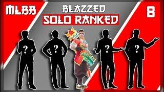 BLAZZED CHOU - [ SOLO RANKED ]   #8
