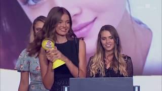 נבחרי הילדים 2017: כוכבת הרשת- אנה זק