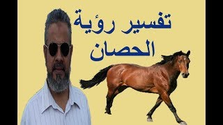 تفسير رؤية الحصان في المنام / اسماعيل الجعبيري