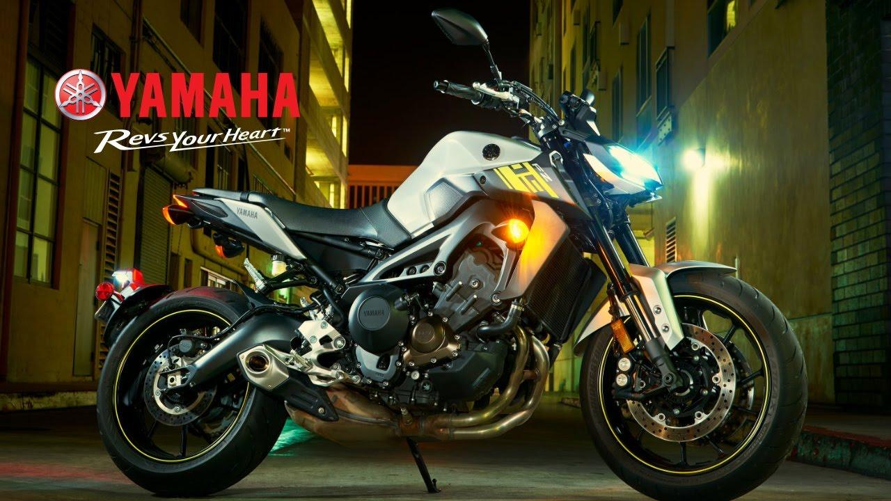2017 Yamaha FZ-09 Features & Benefits - YouTube