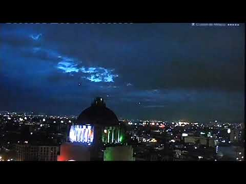 nouvel ordre mondial | UFO in Mexico - September 23, 2018