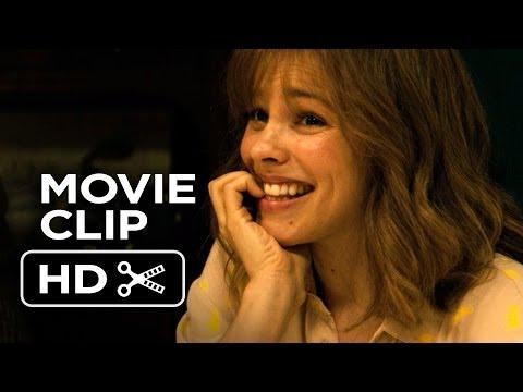 About Time Movie CLIP - The Big News  - Rachel McAdams Movie