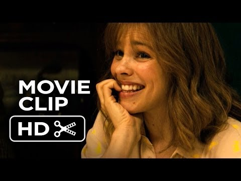 About Time Movie CLIP - The Big News (2013) - Rachel McAdams Movie HD