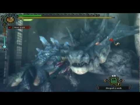 [MH3] Lagiacrus Arena Solo With ~Lance~ 10:38