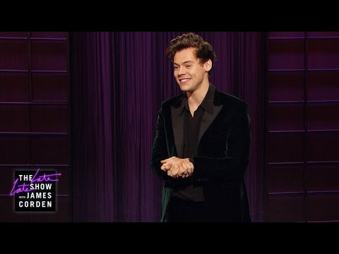 Thumbnail: Harry Styles' Late Late Show Monologue