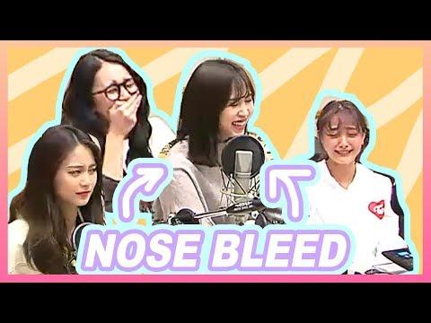 [中字/Eng Sub] TWICE (트와이스) Mina開心時會流鼻血|Storytime: Mina nose bleed when she was happy