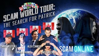 SCAM Online, Ep. 21: SCAM World Tour: The Search for Patrick