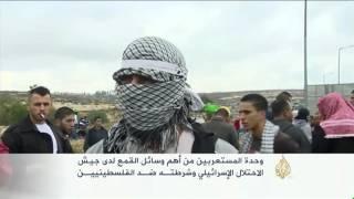 وحدة المستعربين من أهم وسائل قمع جيش الاحتلال