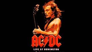 AC/DC Jailbreak Live Backingtrack of guitar