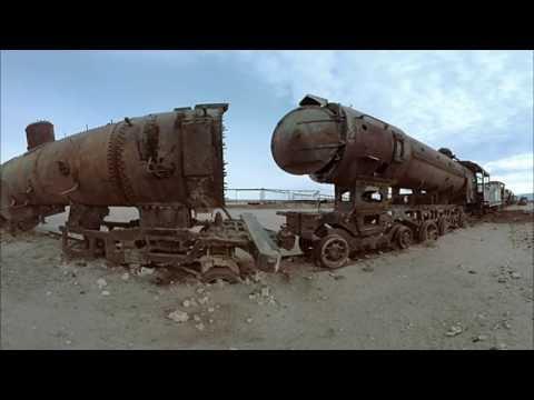 ATACAMA DESERT AND THE ALTIPLANO 360