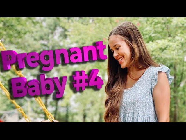 Jessa Duggar Pregnant With Baby #4 ... According to Jim Bob?! counting on duggars