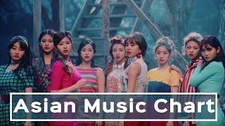 ASIAN MUSIC CHART May 2017
