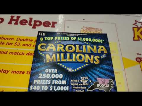Nice winners on the Carolina Millions!