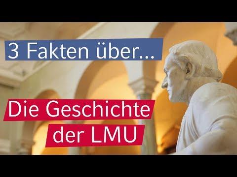 STUDENT PERSPECTIVES: 3 Fakten über die Geschichte der LMU