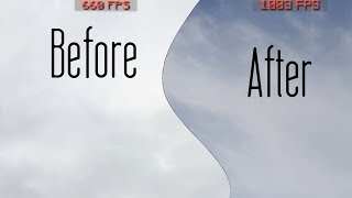 [Released] Fps boosting #2 - +400 FPS BOOST  (w/Proof in vid)