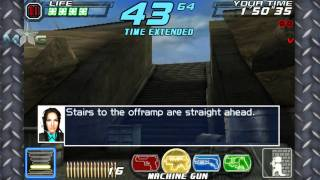 Time Crisis 2nd Strike Episode 1 Level 1