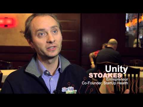 Unity Stoakes: How entrepreneurs can use the digital revolution to ...