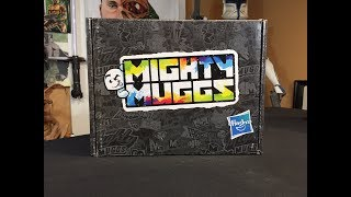 Hasbro Star Wars & Marvel Mighty Muggs Promo Box