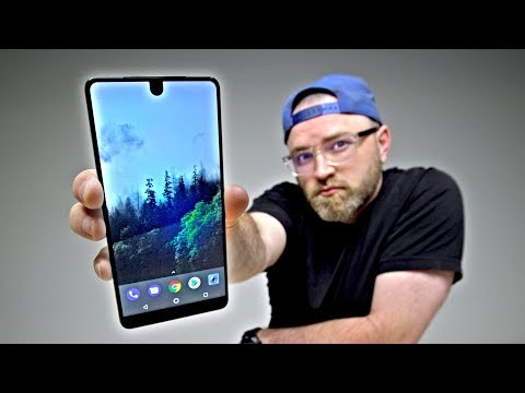 Thumbnail: Essential Phone Unboxing - Is This Your Next Phone?