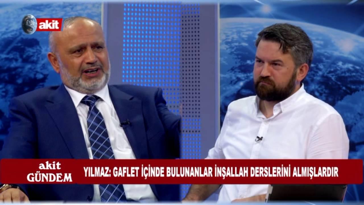 Akit Gündem - Şevki Yılmaz eğitim camiasındaki FETÖ mensubları yakalanmalı  ! - YouTube
