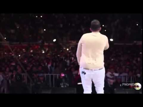 Es dificil - De la Ghetto live
