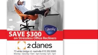 Stressless Office Chair Online Sale -  2 Danes Furniture Nashville Tn - Ekornes Office Dealer