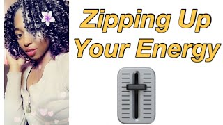 Zipping Up Energy