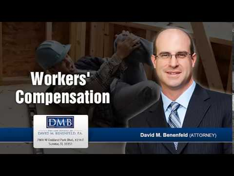 What Investments Do Attorneys Make In Workers' Compensation Cases In Sunrise, FL? | (866) 943-5766